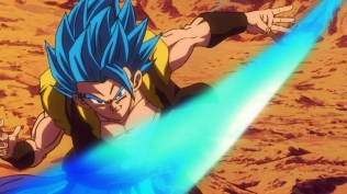 DRAGON BALL SUPER -BROLY-