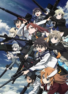 STRIKE WITCHES Operation Victory Arrow-vol.1 Thunder of Saint-Trond