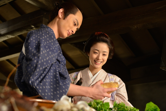 "(c)2013 ""A Tale of Samurai Cooking"" Film Partners"