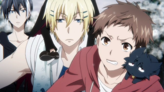 (c)TANAKA STRIKE・KADOKAWA/SERVAMP MOVIE PROJECT