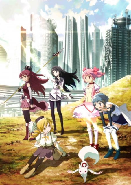 (c)Magica Quartet/Aniplex, Madoka Movie Project