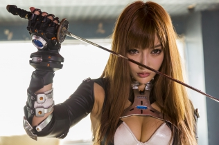 IRON GIRL -ULTIMATE WEAPON-