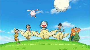 Doraemon the Movie: The New Record of Nobita's Spaceblazer