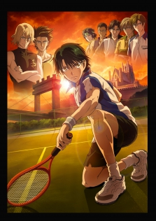 Prince of Tennis the Movie Eikokushiki Teikyu-jo Kessen!