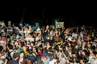 About My Liberty -SEALDs 2015-