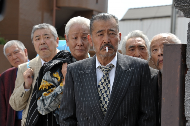"(c)2015 ""RYUZO AND HIS SEVEN HENCHMEN"" PRODUCTION COMMITTEE."