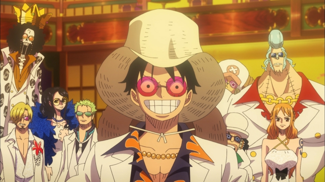 One Piece Film Gold Stream Eng Sub
