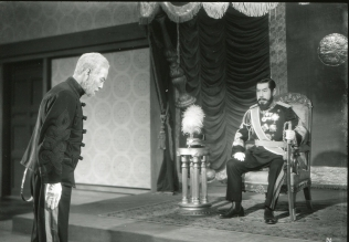 Emperor Meiji and General Nogi