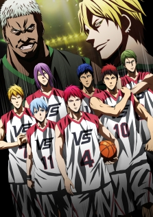 Kuroko's Basketball The Movie LAST GAME