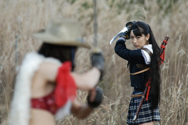 (c)2008 Chanbara Beauty Film Partners
