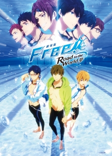 Free! - Road to the World - the Dream