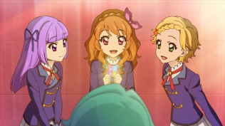 AIKATSU!~The Adventure of the Magical Aikatsu! Card~