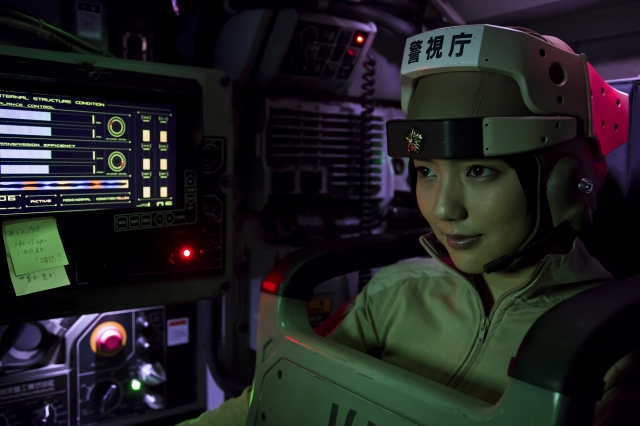 (c)2014 HEADGEAR/「THE NEXT GENERATION -PATLABOR-」製作委員会