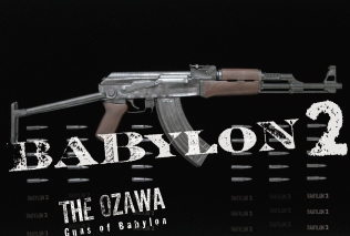 GUNS OF BABYLON