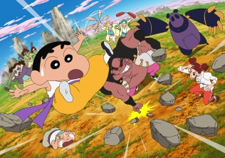 Crayon Shin-chan the Movie: Bakumori! Kung Fu Boys -Ramen Panic-