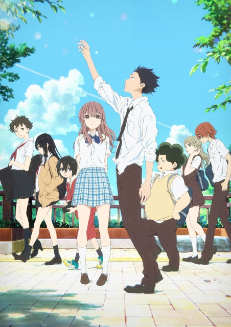 "(c)Yoshitoki Oima, KODANSHA/A SILENT VOICE The Movie Production Committee. All Rights Reserved. Based on the manga ""A SILENT VOICE"" by Yoshitoki Oima originally serialized in the weekly SHONEN MAGAZINE published by KODANSHA Ltd."