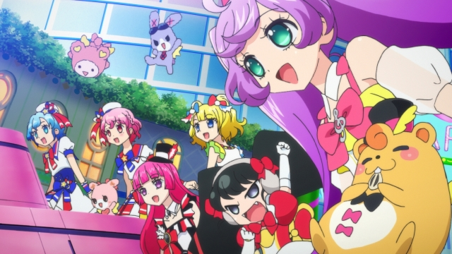 (c)T-ARTS / syn Sophia/ Pripara KS Project