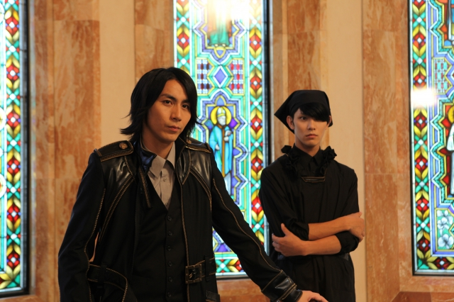 "(c)MessiahProject・(c)2015""Messiah Shinku no sho"" Film Partners"