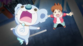 YO-KAI WATCH The Movie: A Whale of Two Worlds