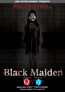Black Maiden - Chapter Q
