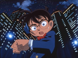 Detective Conan: The Time Bombed Sky Scraper