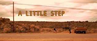 A LITTLE STEP