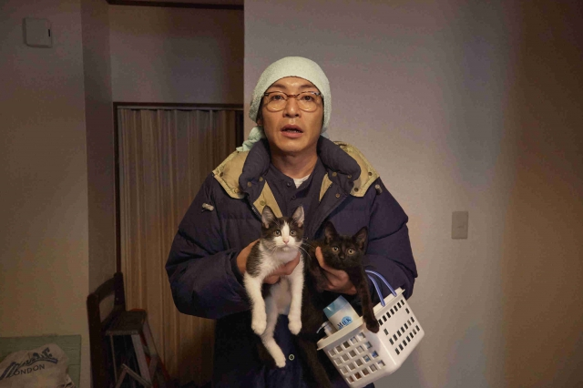"(c)2015 Sugisaku, Jitsugyo no Nihon Sha, Ltd./""Cats Don't Come When You Call"" Film Partners"